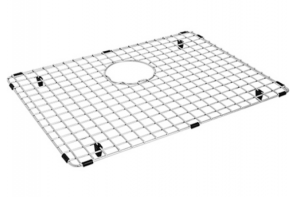 Large image of Franke Stainless Steel Sink Bottom Grid - CU2136S