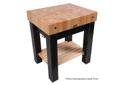 John Boos - CUBB3024AL - Carts & Cutting Boards