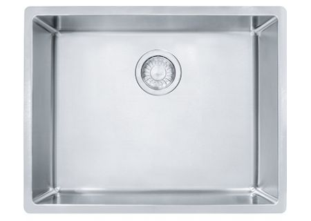 Franke Cube Undermount Stainless Steel Kitchen Sink - CUX110-23