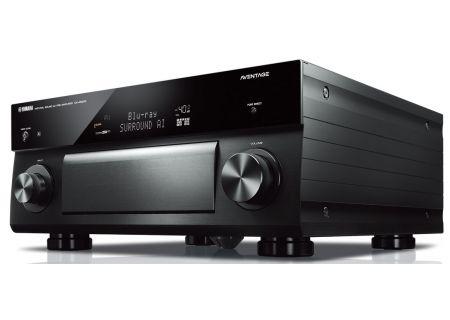 Yamaha MusicCast Aventage 11.2-Channel AV Preamplifier - CX-A5200BL