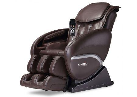 Cozzia CZ-388 Chocolate Massage Chair - CZ388CHOCOLATE