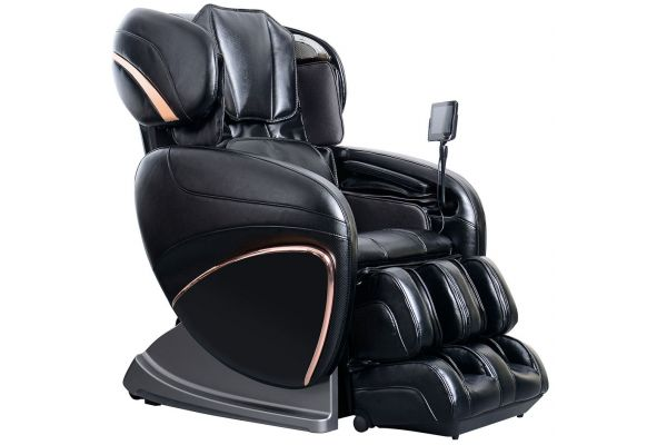 Large image of Cozzia CZ-630 Midnight Reclining Massage Chair - CZ630MIDNIGHT