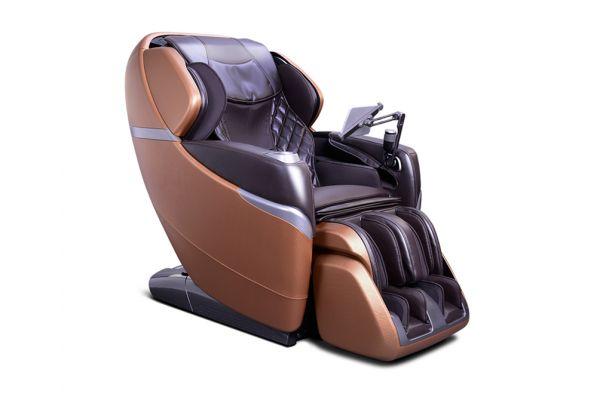 Cozzia Qi Espresso Reclining Massage Chair - CZ730ESPRECOP