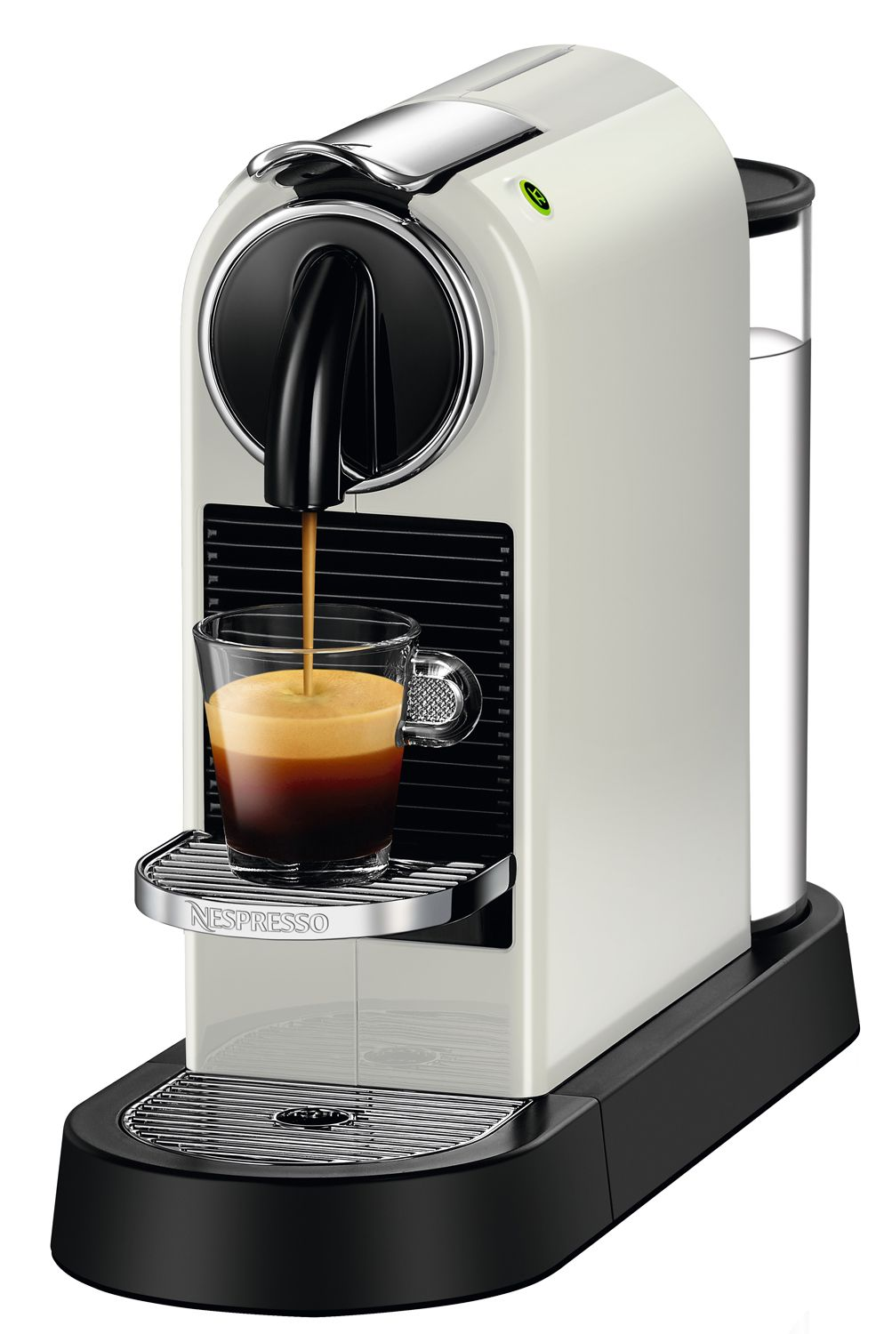 Coffee Maker Big W : Nespresso Citiz White Espresso Machine - D112-US-WH-NE