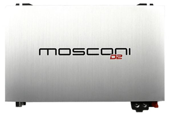 Large image of Mosconi Gladen Class D Full Range 2x150W Amplifier - D2 150.2