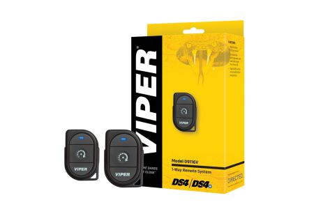 Viper D9116V 1-Way 1-Button Remote Add-On Package for DS4 - D9116V