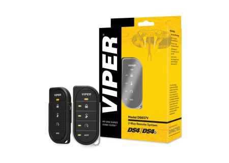 Viper D9857V 2-Way 5-Button Remote Add-On Package for DS4 - D9857V