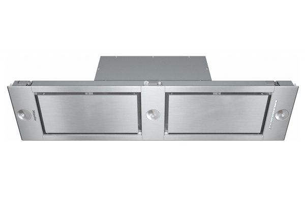 """Large image of Miele 48"""" Stainless Steel Insert Ventilation Hood - 10876800"""