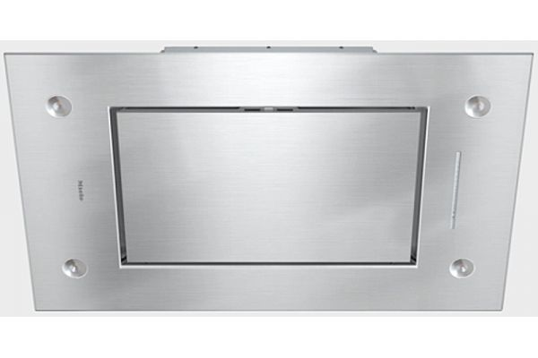 """Large image of Miele 43"""" Stainless Steel Ceiling-Mounted Hood Insert - 09762150"""