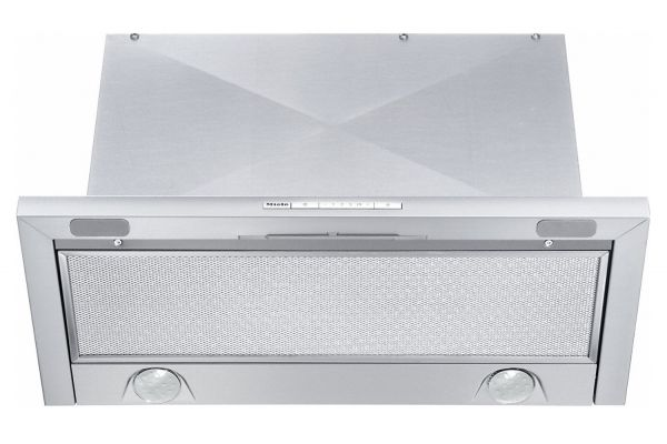 """Large image of Miele 24"""" Built-In Stainless Steel Ventilation Hood - 10355910"""