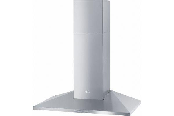 "Miele 36"" Stainless Steel Ventilation Wall Hood - 10558800"