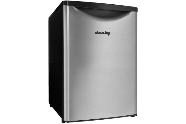 Danby Stainless Steel Compact All Refrigerator - DAR026A2BSLDB