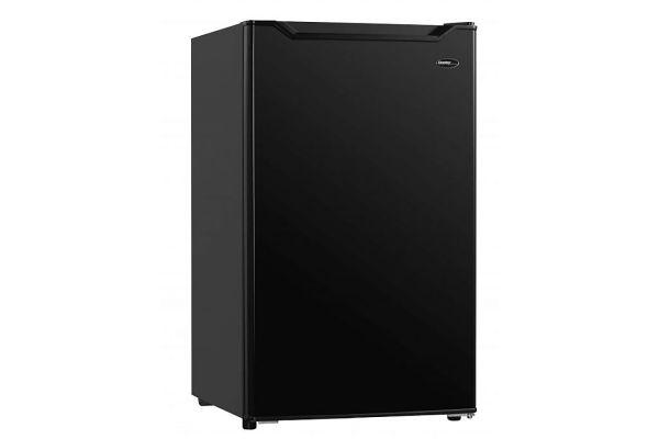 Large image of Danby 3.2 Cu. Ft. Black Compact Refrigerator - DAR032B1BM
