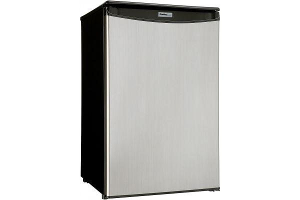 Large image of Danby Designer 4.4 Cu. Ft. Spotless Steel Compact Refrigerator - DAR044A4BSLDD-6
