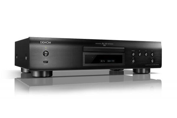 Large image of Denon Black CD Player with Advanced AL32 Processing Plus - DCD-800NE
