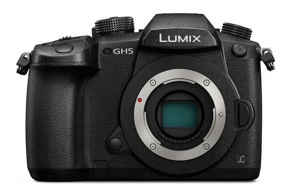 Large image of Panasonic Lumix GH5 Camera 4K Digital Mirrorless (Body Only) - DC-GH5KBODY