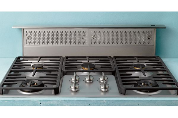 """Large image of Zephyr 36"""" Stainless Steel Core Collection Sorrento Downdraft - DD1E36AS"""
