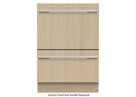 Fisher & Paykel - DD24DHTI9N - Dishwashers