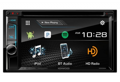 Kenwood - DDX-594 - Car Stereos - Double DIN