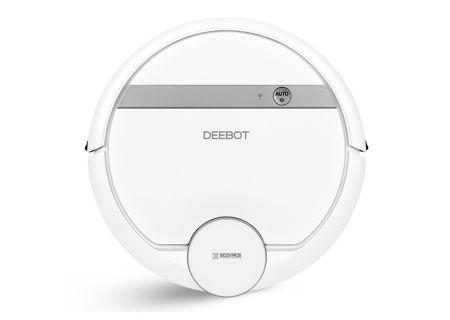 Ecovacs White Deebot 900 Smart Robot Vacuum - 900
