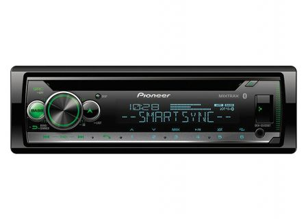 Pioneer Single DIN CD Receiver With Bluetooth - DEH-S5100BT