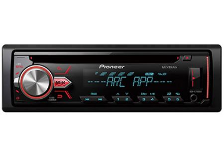 Pioneer - DEH-X2900UI - Car Stereos - Single DIN