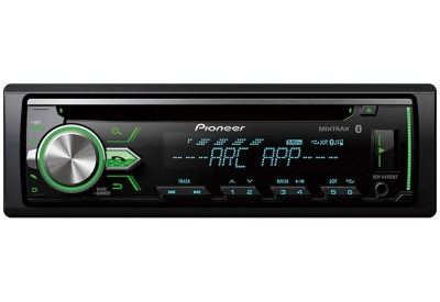 Pioneer - DEH-X4900BT - Car Stereos - Single DIN
