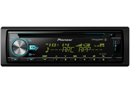 Pioneer - DEH-X6800BS - Car Stereos - Single DIN