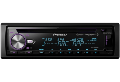 Pioneer - DEH-X8800BHS - Car Stereos - Single DIN
