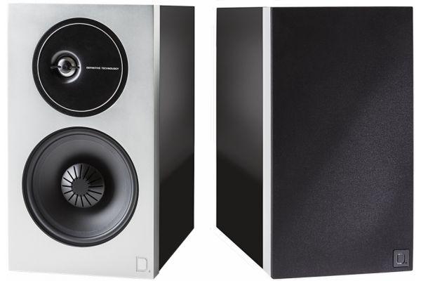 Large image of Definitive Technology DEMAND D11 Piano Black Bookshelf Speaker (Pair) - MFCA-A