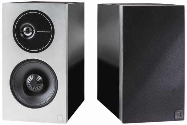 Large image of Definitive Technology DEMAND D9 Piano Black Bookshelf Speaker (Pair) - MFBA-A