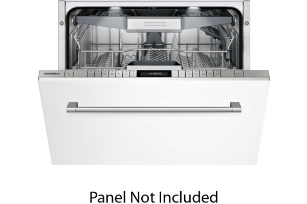 "Large image of Gaggenau 200 Series 24"" Panel Ready Fully Integrated Dishwasher - DF251762"