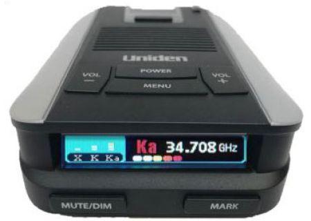 Uniden Super Long Range Radar And Laser Detector - DFR9