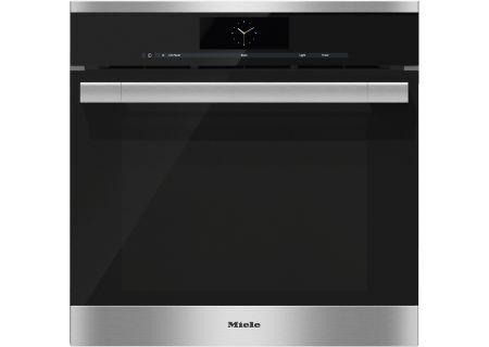Miele - DGC6765XXLSS - Single Wall Ovens