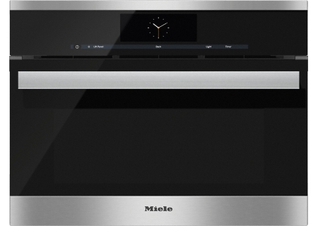 Miele - DGC68001XLSS - Single Wall Ovens