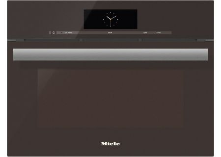Miele - DGC68001XLTB - Single Wall Ovens