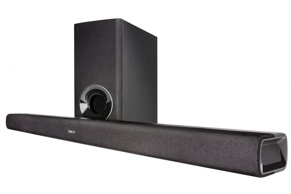 Large image of Denon Home Theater Sound Bar System - DHTS316