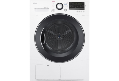 LG - DLEC888W - Electric Dryers