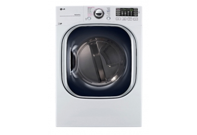 LG - DLEX4370W - Electric Dryers