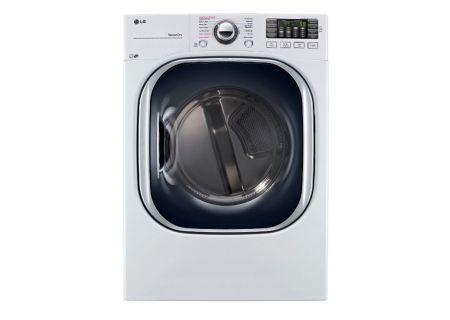 LG - DLEX4370W - Electric Dryers
