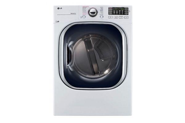 LG 7.4 Cu. Ft. White Electric Dryer  - DLEX4370W
