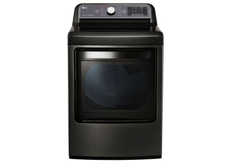 LG - DLEX7600KE - Electric Dryers