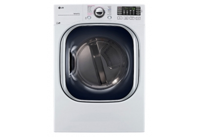 LG - DLGX4371W - Gas Dryers
