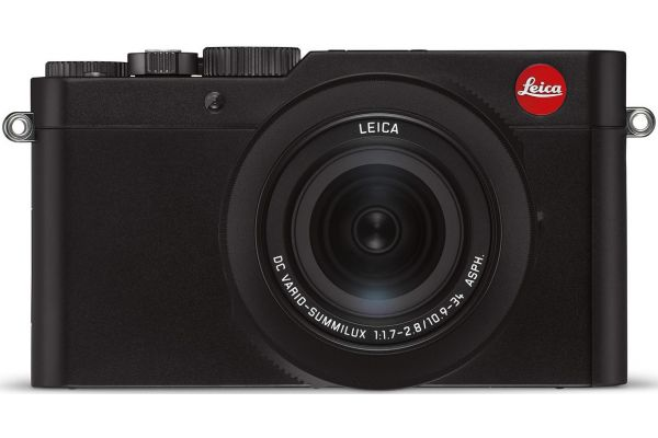 Large image of Leica Black D-Lux 7 Camera - 19141
