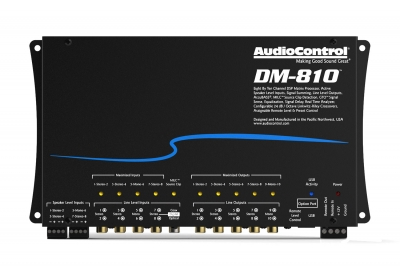 AudioControl - DM-810 - Car Audio Processors