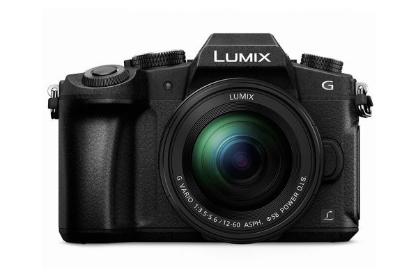 Large image of Panasonic Lumix G85 4K Mirrorless Digital Camera With 12-60mm Lens - DMC-G85MK