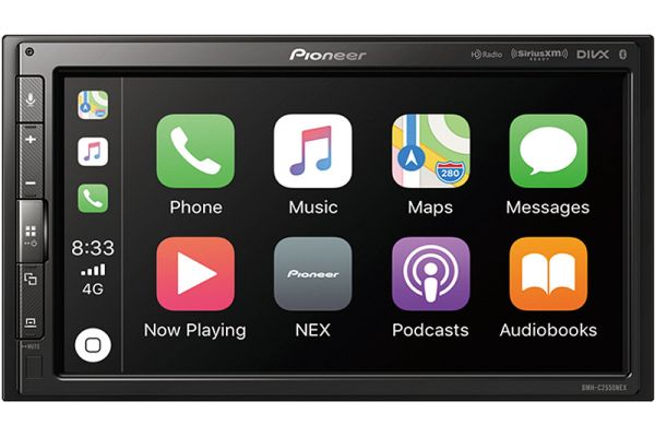 "Pioneer 6.8"" Digital Multimedia Video Receiver - DMH-C2550NEX"