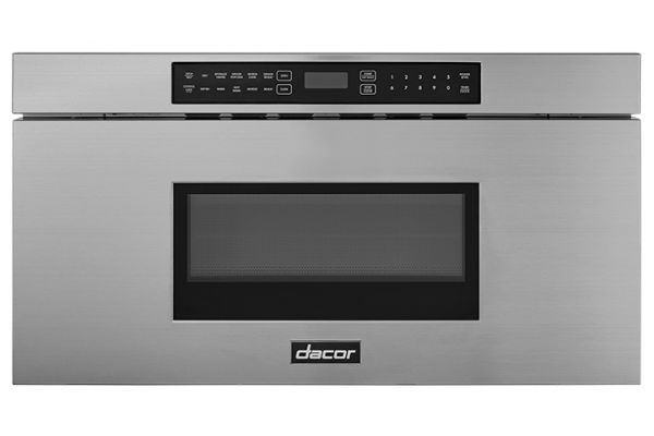 "Dacor Modernist 30"" Stainless Steel Microwave-In-A-Drawer - DMR30M977WS"