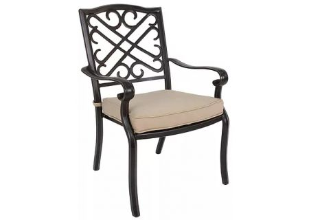 Veranda Classics Harmony Collection Dining Chairs - DNST501B-6529-4PK
