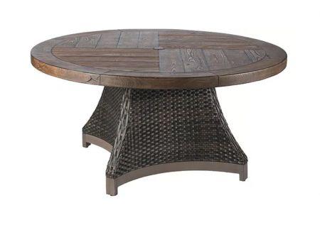 Veranda Classics - DNTA960QWDBK-LM - Patio Tables